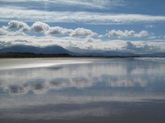 learn to surf at banna beach county kerry
