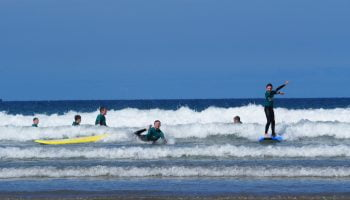 banna beach surf camp